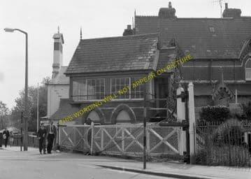 Westham Railway Station Photo. Melcombe Regis - Rodwell. Portland Line. (2)