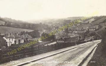 Whyteleafe Railway Station Photo. Caterham - Kenley. Purley Line. SE&CR. (6)