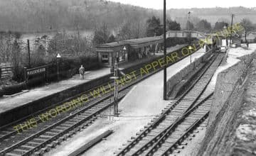 Woldingham Railway Station Photo. Warlingham - Oxted & Limpsfield Line (5)