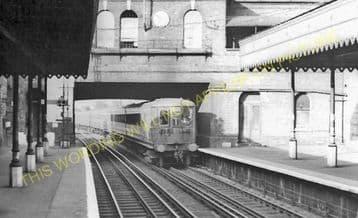 Woodside & South Norwood Railway Station Photo. Elmers End - Addiscombe Road (2)