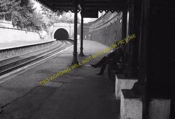 Woolwich Dockyard Railway Station Photo. Charlton - Plumstead. SE&CR (16)