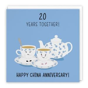 Numbered Anniversary Cards