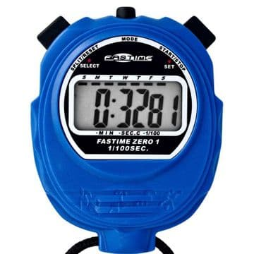 Fastime 01 (Blue) Stopwatch