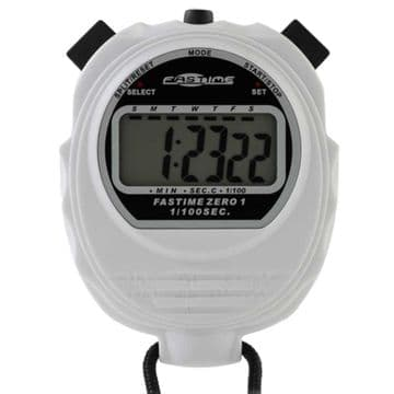 Fastime 01 (White) Stopwatch