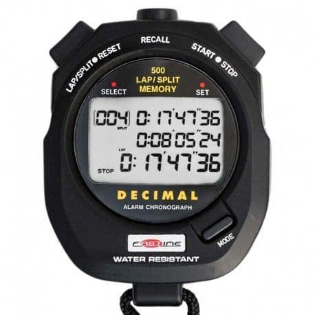 Fastime 500DM Decimal Minute Stopwatch - Time & Motion / Work Study