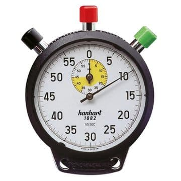 Hanhart Amigo Allsport Mechanical Stopwatch