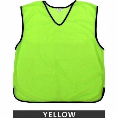 10 X Training Bibs Sports Mesh Bibs Football Soccer Rugby Sports Function Party