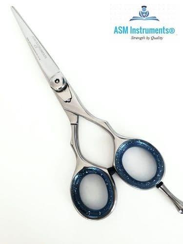 "6""Professional Hair Cutting Scissors Shear Barber Salon Hairdressing Razor Sharp"