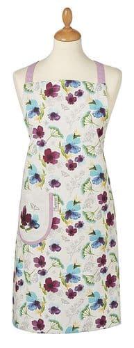 Cooksmart Chatsworth Floral  Cotton Apron, Tea cosy, Single & Double Oven Glove,