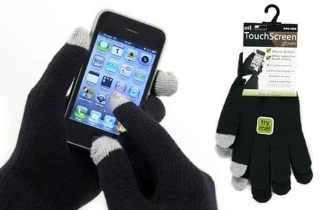 Men Winter Touch Screen Magic Gloves Smart Phone Iphone Ipad Tablet Texting Glov