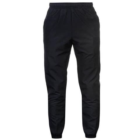 Mens Tracksuit Bottoms Mesh Lining Gym Jogging Cuff Joggers Sweat Pants Outdoor