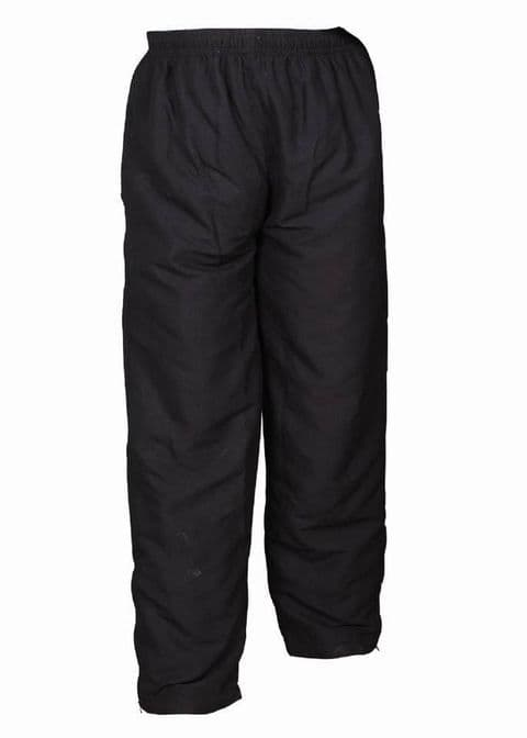 Mens Tracksuit Bottoms Mesh Lining Silky Casual Gym Jogging Joggers Sweat Pants