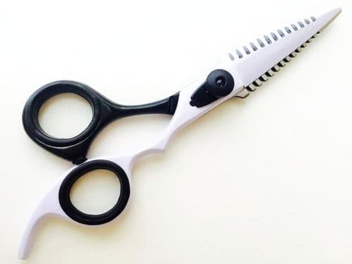 """Professional 6.5"""" Hairdressing Barber Scissors EXCLUSIVE Shears/Thinning 2 IN 1"""