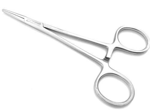 Surgical Hemostatic Kelly Forceps Curved & Straight Hemostats Locking Forceps UK