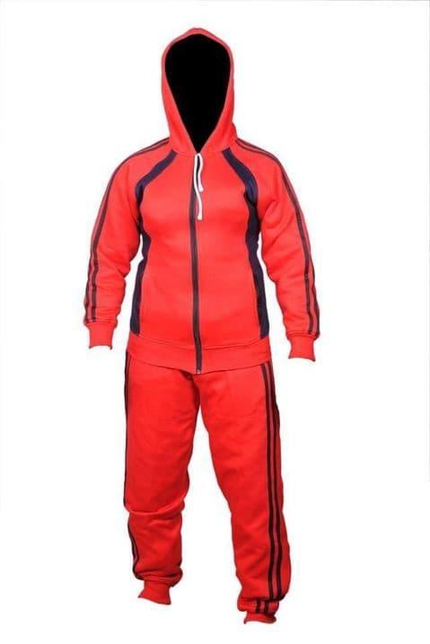 Womens 2Pcs Tracksuit Hoodies Sweatshirt Pant Sets Sport Wear Fleece Casual Suit