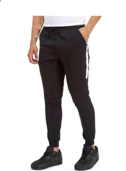 Men Slim Fit Trousers Tracksuit Bottoms Sports Joggers Sweat Track Pants Jogging