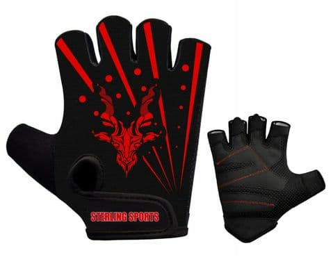 Weight Lifting Gloves Gym Workout Training Fitness Bodybuilding Exercise Cycling