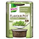 Knorr Mixed Herb Flavour Pot 4 x 23g