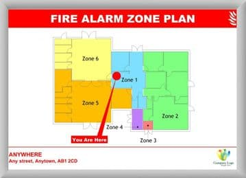 Fire Alarm Zone Strategy: BS 5839-1: 2017 & BS 9999: 2017