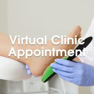 Virtual Clinic Appointment