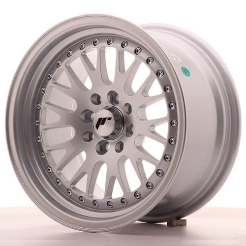 Japan Racing JR10 15x8 ET15 5x100/114 Full Silver