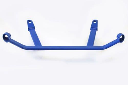 M2 Motorsport Honda Civic 92 - 95 Front Chassis Brace Blue