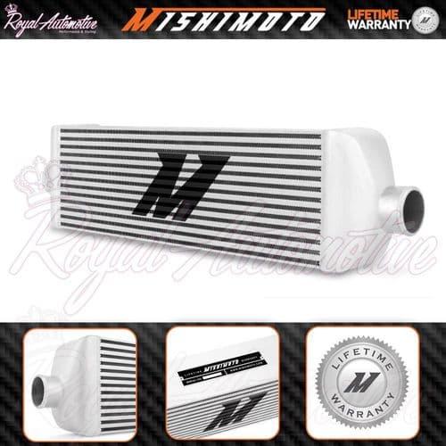 Mishimoto J-line Universal Performance Aluminium Intercooler Silver Boost Drift