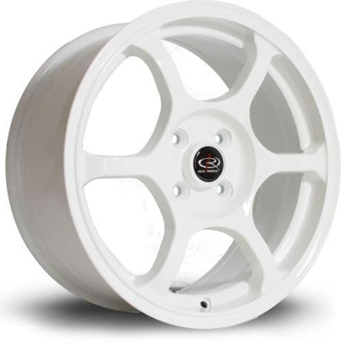 Rota Boost 16x7 ET45 4x100 White