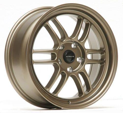 Ultralite F1 17x7.5 ET42 5x114.3 Bronze