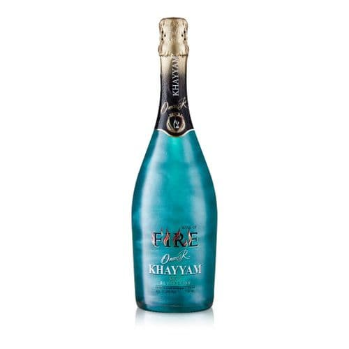 Fire Sky - Premium Sparkling Wine with Visual Effect - Blueberry