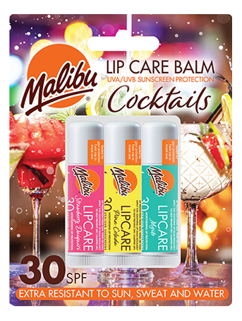 Lip Care Cocktail Flavours Pack x3