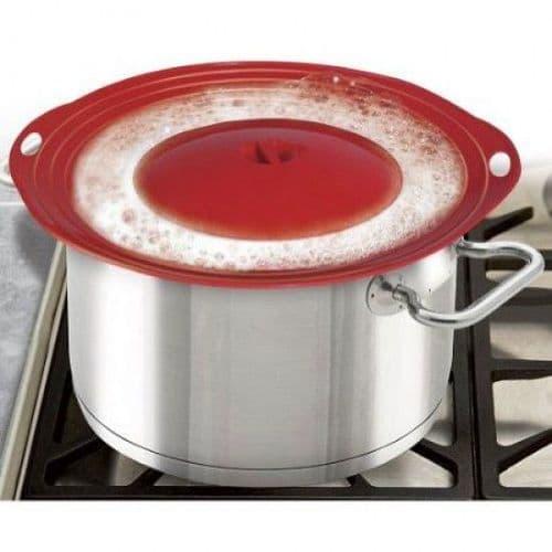 Boil Over Safeguard