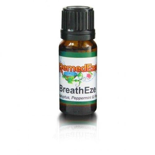 BreathEze Aromatherapy Oil