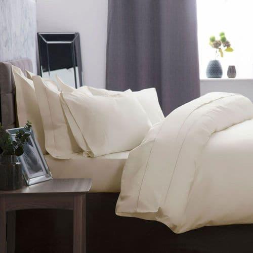 Egyptian Cotton 1000TC Oxford Pillowcase Pair