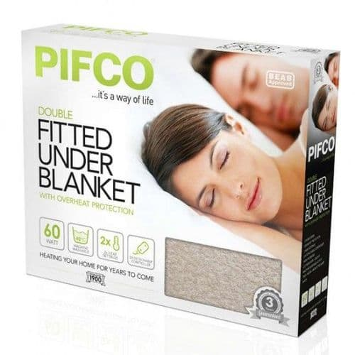 Electric Under Blanket - Dual Control from £34.99