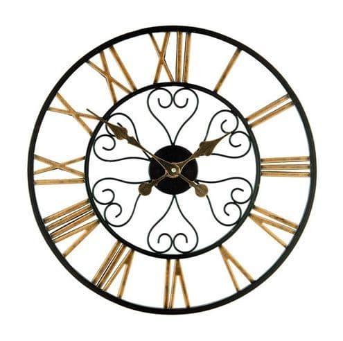 Hamilton Roman Numeral Clock