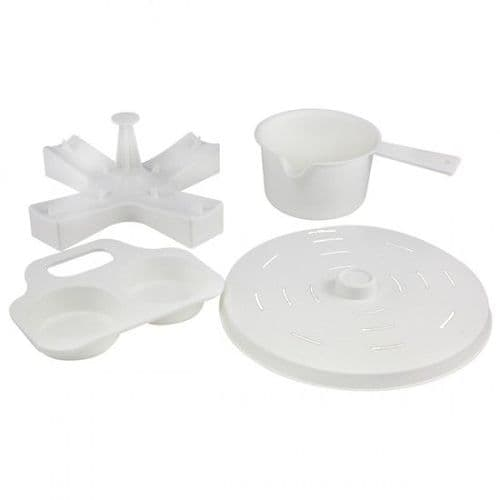 Microwave Set - 4 Piece