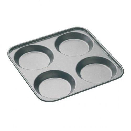Non-Stick 4 Hole Yorkshire Pudding Pan