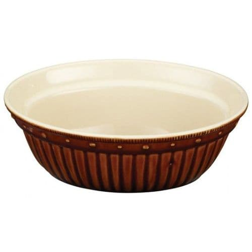 Oval Pie Dish