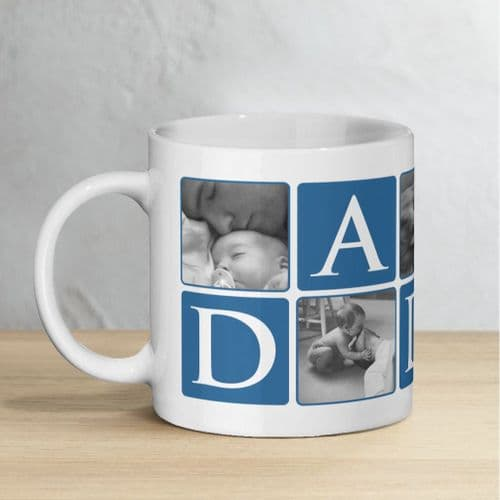 Personalised Daddy Ceramic Mug