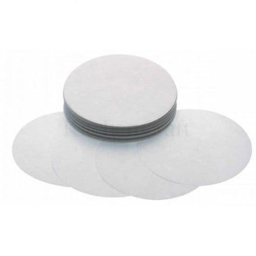 Quarter Pounder Burger Wax Discs