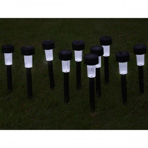 Solar Marker Lights