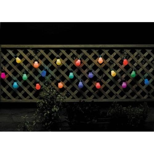 Solar Party String Lights