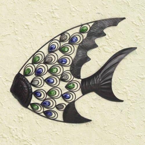 Tropical Fish Wall Art