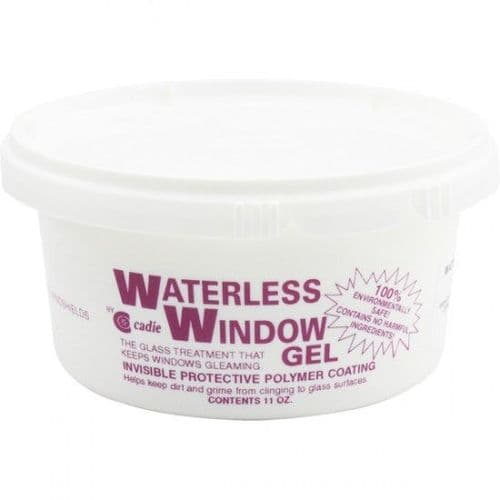 Waterless Window Gel