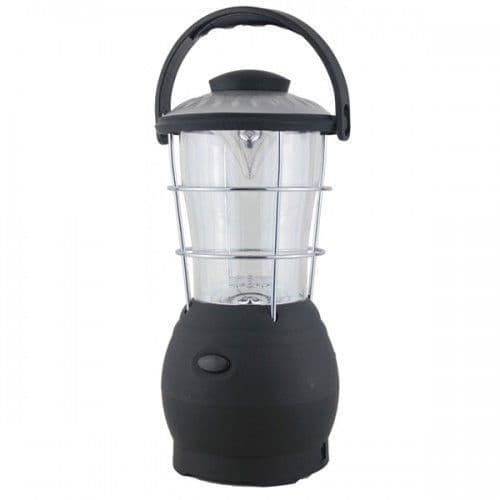 Wind Up 12 LED Lantern