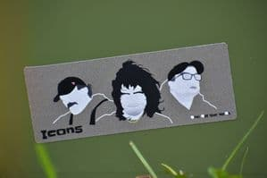 Icons 2 Sticker - Olive