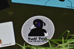 Tuff Tea Sticker