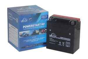 LEOCH YTX20CH-BS - AGM Motorcycle Battery