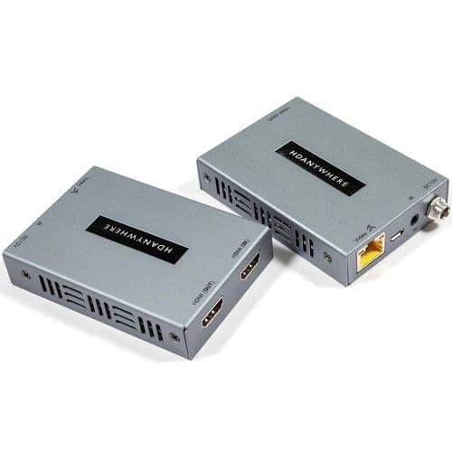 HDANYWHERE 4K 40m HDBaseT Extender with TPC